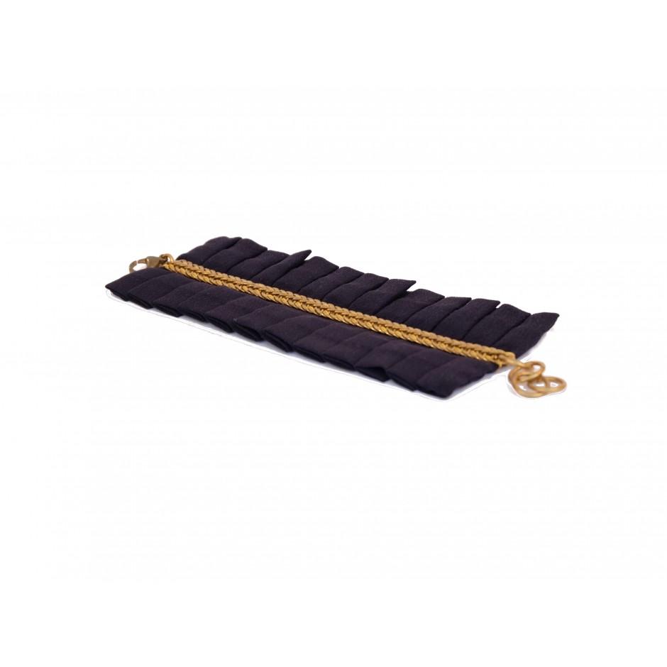 Hawaii navy cuff bracelet