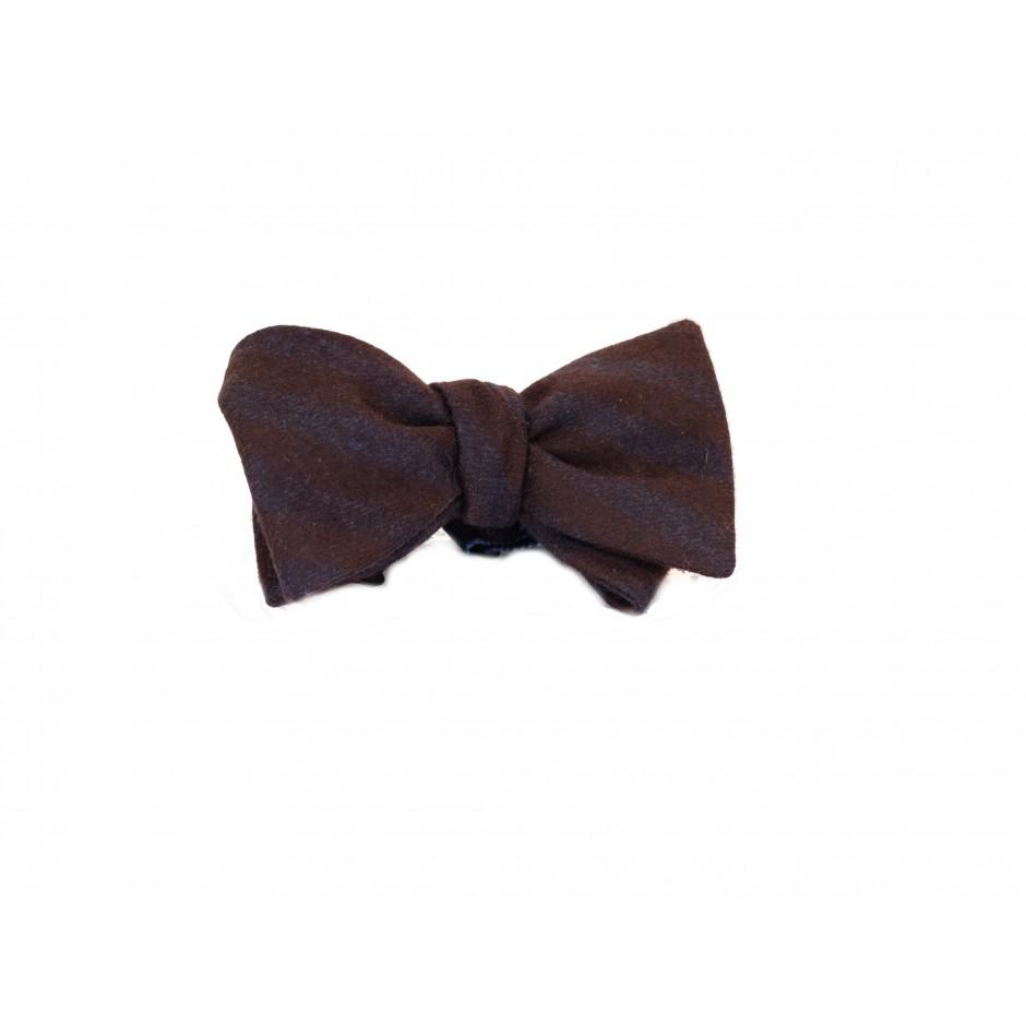 Tillion black bow tie