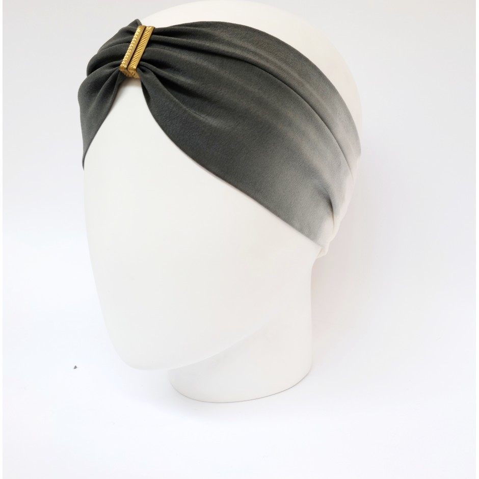 Denise black headband