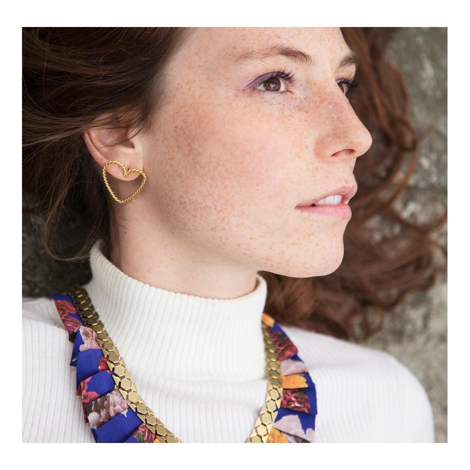 earrings Coeur M