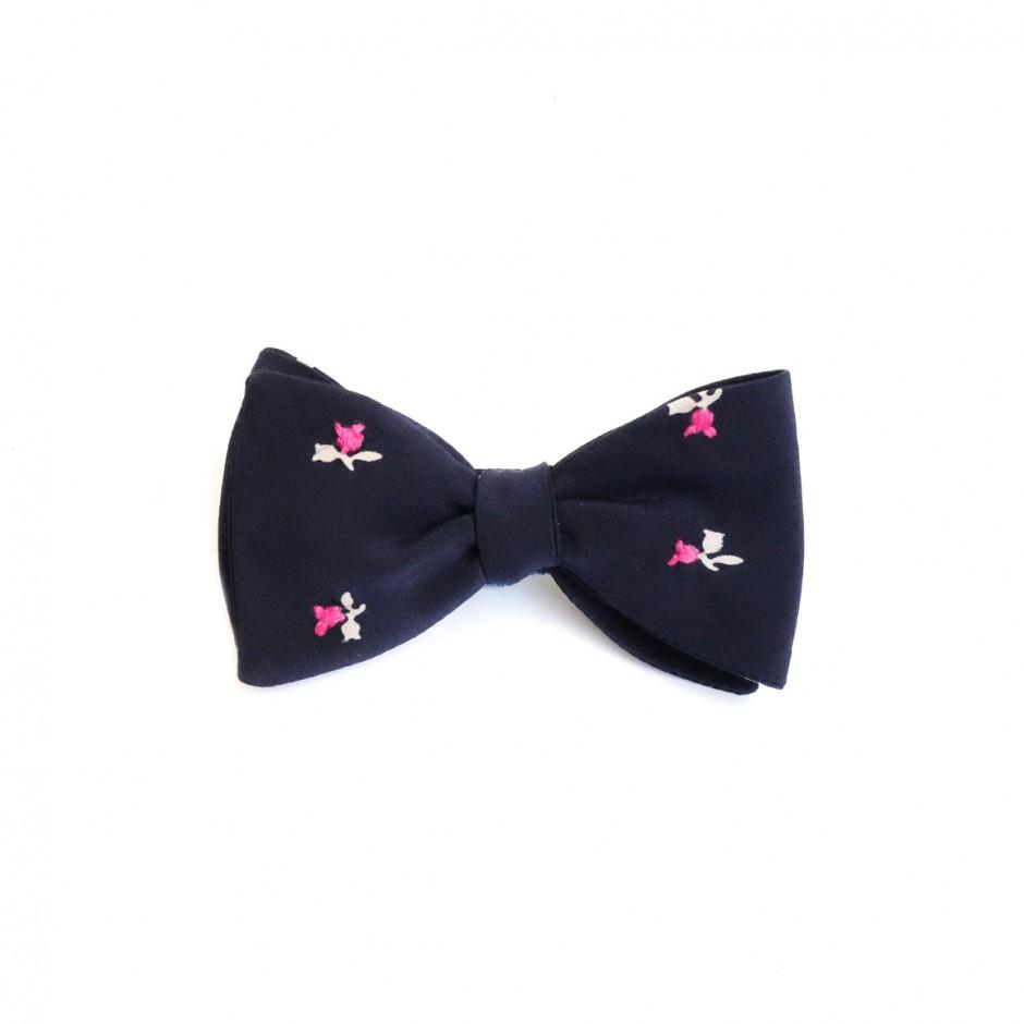 Tulip bow tie