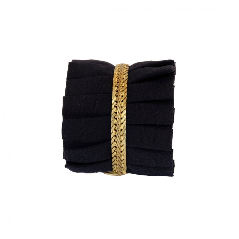 Hawaii black cuff bracelet