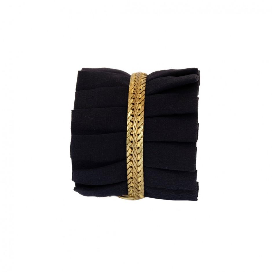 Hawaii black cuff bracelet
