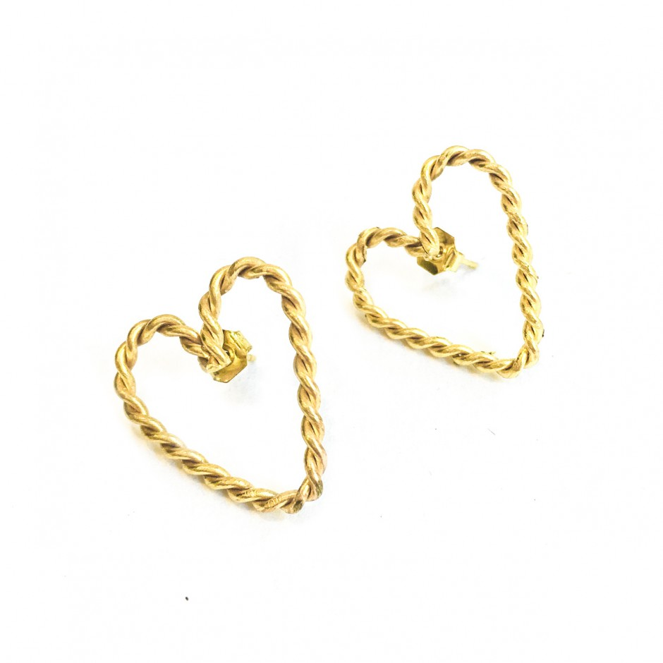 earrings Coeur S