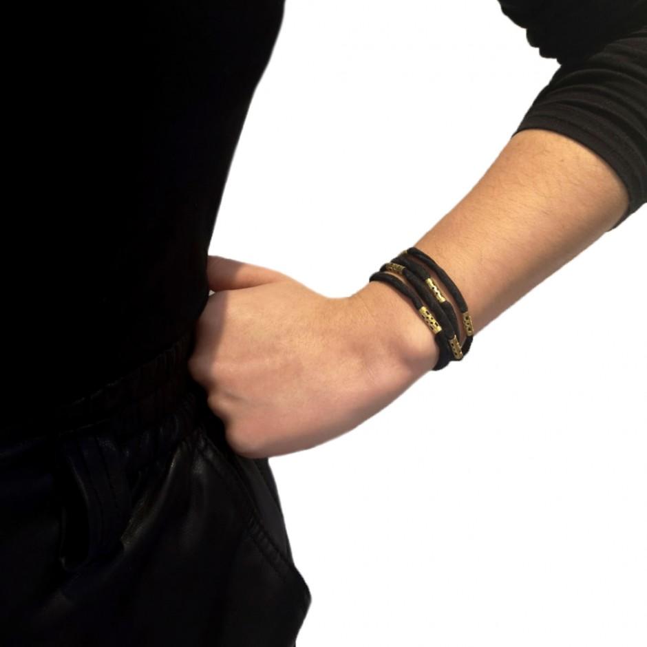Pharos black bracelet