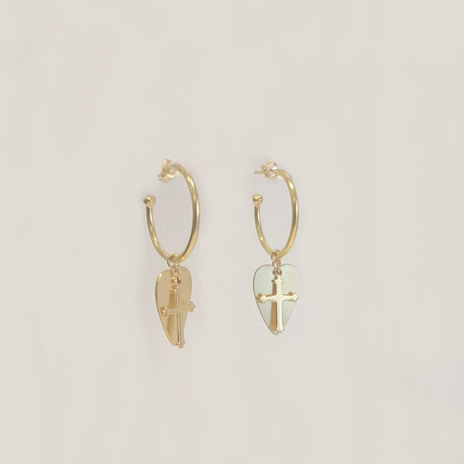 Earrings Milagros