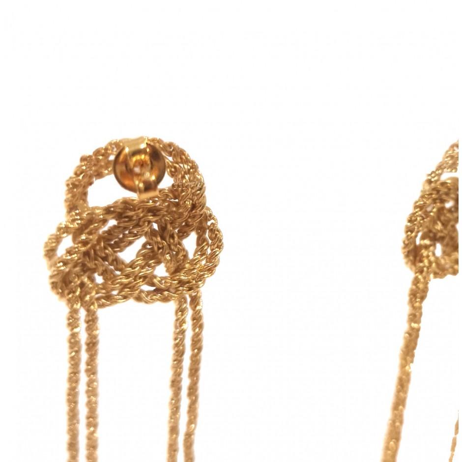 Earrings Tree of hope