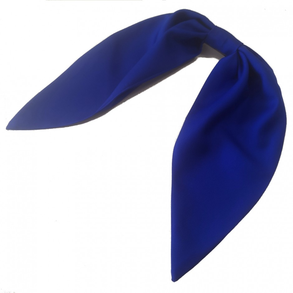 Electric blue Boho hairclip