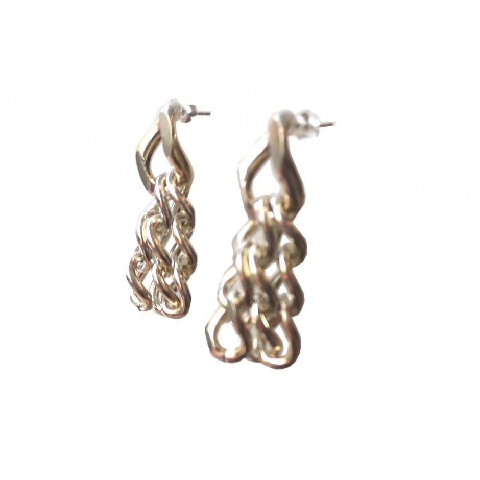Earrings Souxsie silver